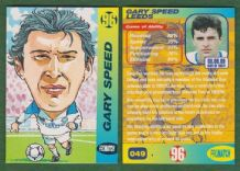 Leeds United Gary Speed 49